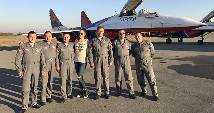 Шойгу: истребители МиГ-29 послужат независимости ибезопасности Сербии