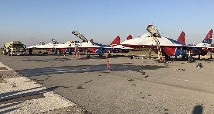 Шойгу считает, что истребители МиГ-29 обеспечат безопасность инезависимость Сербии