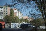 Многоэтажные дома в Бишкеке. Архивное фото