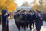 Военнослужащие авиабазы ОДКБ Кант отпраздновали 14-летие объекта