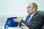 Генеральный директор ОАО Северэлектро Искендер Кадыркулов. Архивное фото