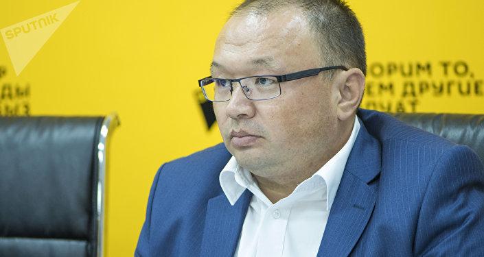 Генеральный директор ОАО Электрические станции Кыдырбаев Узак Асанкарыевич