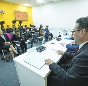 Пресс-конференция на тему Будет ли дефицит угля в Кыргызстане и как страна подготовилась к ОЗП