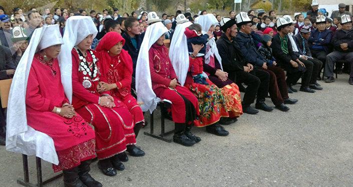 Переселение памирских кыргызов в Нарын