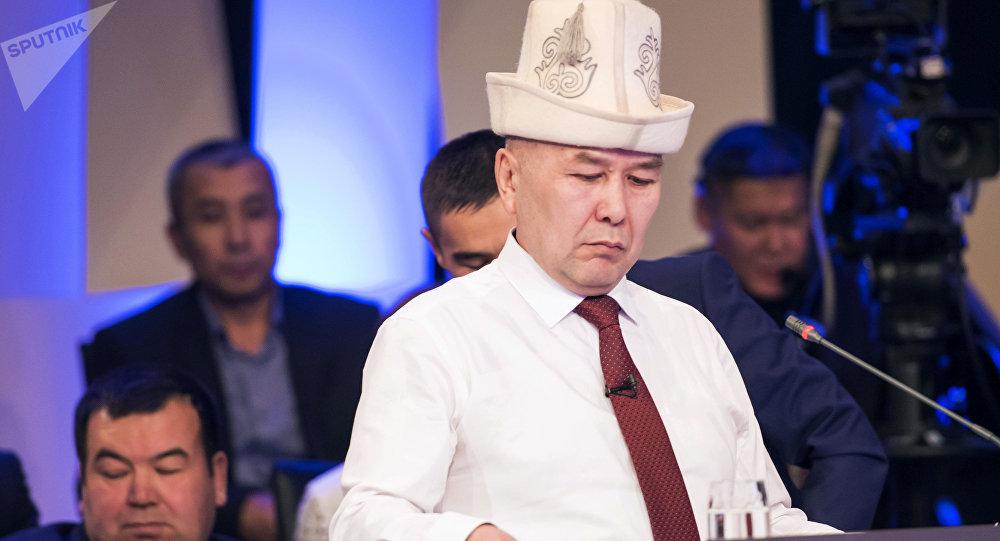 Учредитель и генеральный директор ОсОО Ауирдин Арстан Алай. Архивное фото