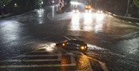 Последствия тайфуна Лан в Японии