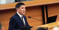 Мурдагы вице-премьер Даир Кенекеевдин архивдик сүрөтү