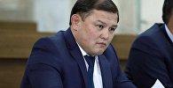 Депутат Дастан Жумабековдун архивдик сүрөтү