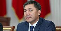 Биринчи вице-премьер Даир Кенекеевдин архивдик сүрөтү