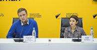 Пресс-конференция на тему вручения премии Event Awards Central Asia 2017