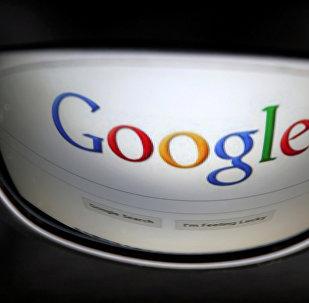 Страница поиска Google. Архивное фото