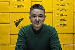 Кыргызпатент тарабынан атайын комикс-журналдар чыгарылгандыгын Акжол Доранбек уулу