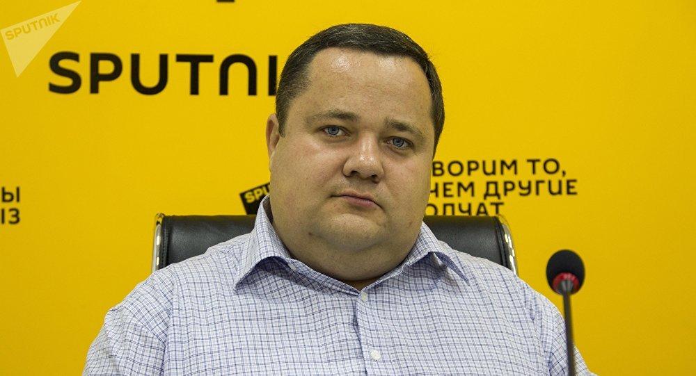 Архивное фото президента единого правового центра Вигенс Владимира Плужника