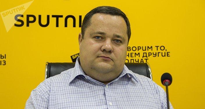 Президент единого правового центра Вигенс Владимир Плужник. Архивное фото