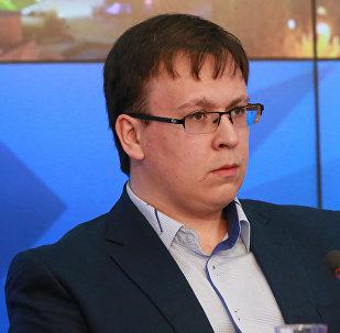 Политолог, преподаватель Национального исследовательского университета Высшая школа экономики РФ Григорий Лукьянов. Архивное фото