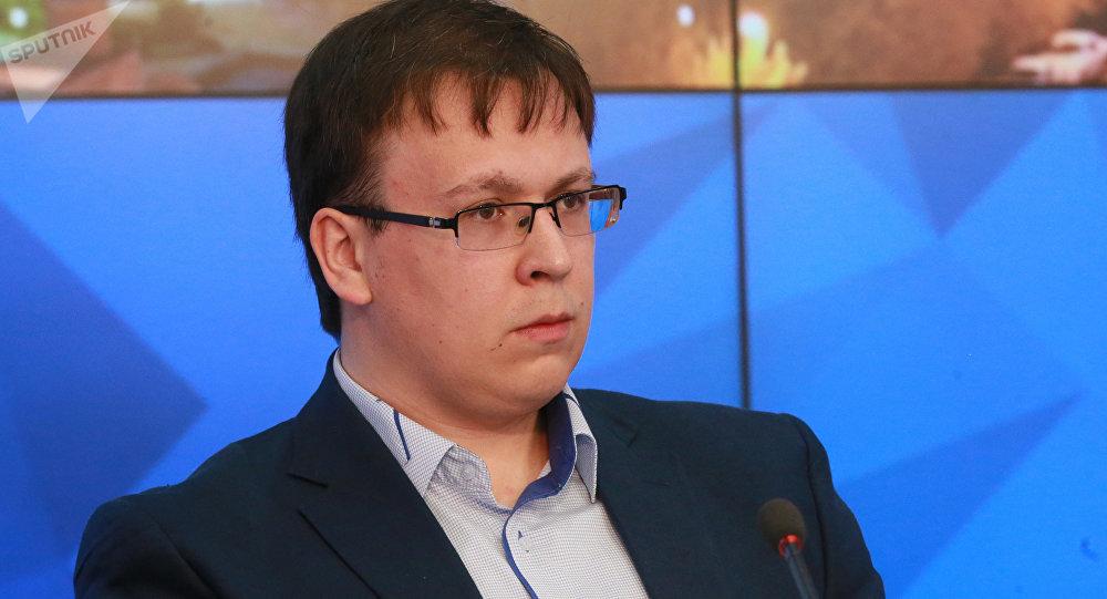 Преподаватель Национального исследовательского университета Высшая школа экономики РФ, эксперт по Центральной Азии Григорий Лукьянов. Архивное фото