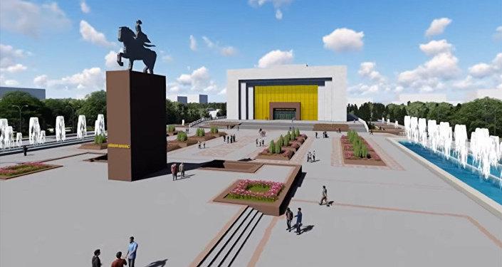 Как будет выглядеть Исторический музей после ремонта — 3D-видео