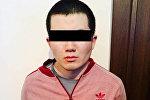 Подозреваемый в убийстве милиционера в Бишкеке