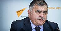 Азербайджанский политолог Арзу Нагиев. Архивное фото