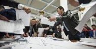 Президентские выборы в Киргизии