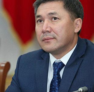 ывший вице-премьер-министр Даир Кенекеев. Архивное фото