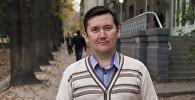 Психолог Ильдар Акбутин. Архивное фото