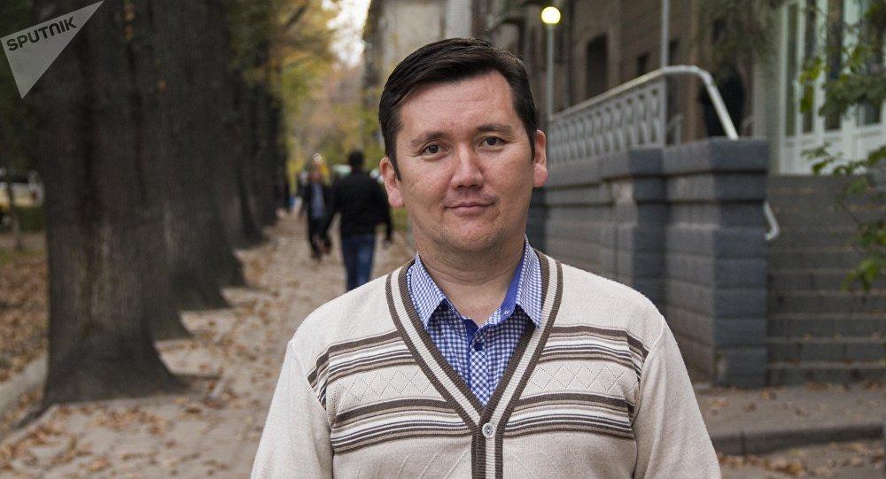 Психолог и инструктор по личной безопасности Ильдар Акбутин. Архивное фото