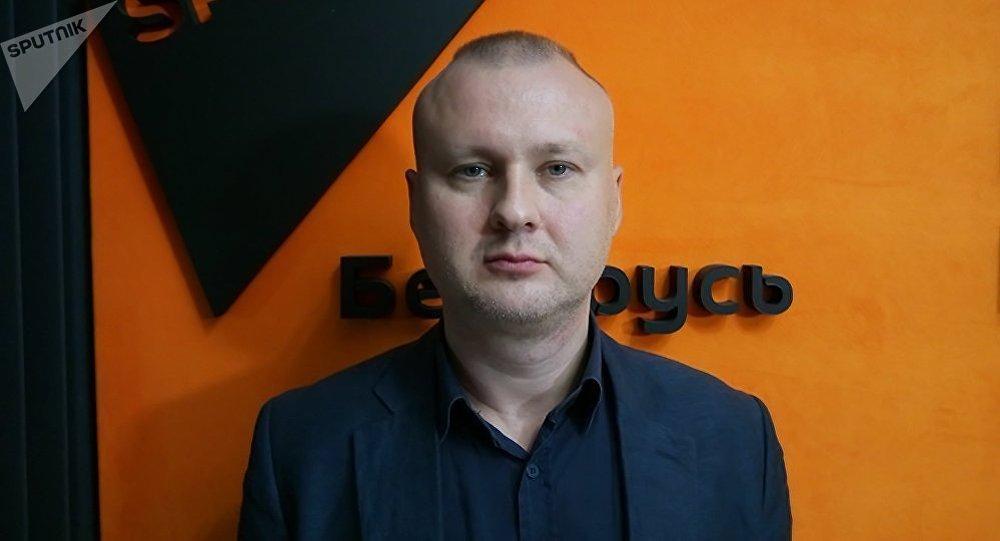 Российский политический эксперт Владимир Киреев. Архивное фото