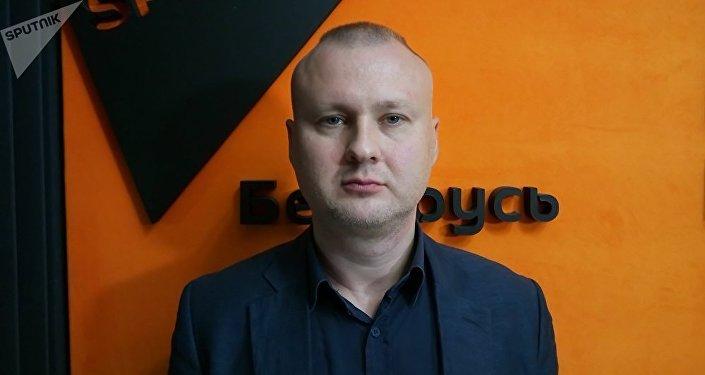 Российский политолог Владимир Киреев. Архивное фото