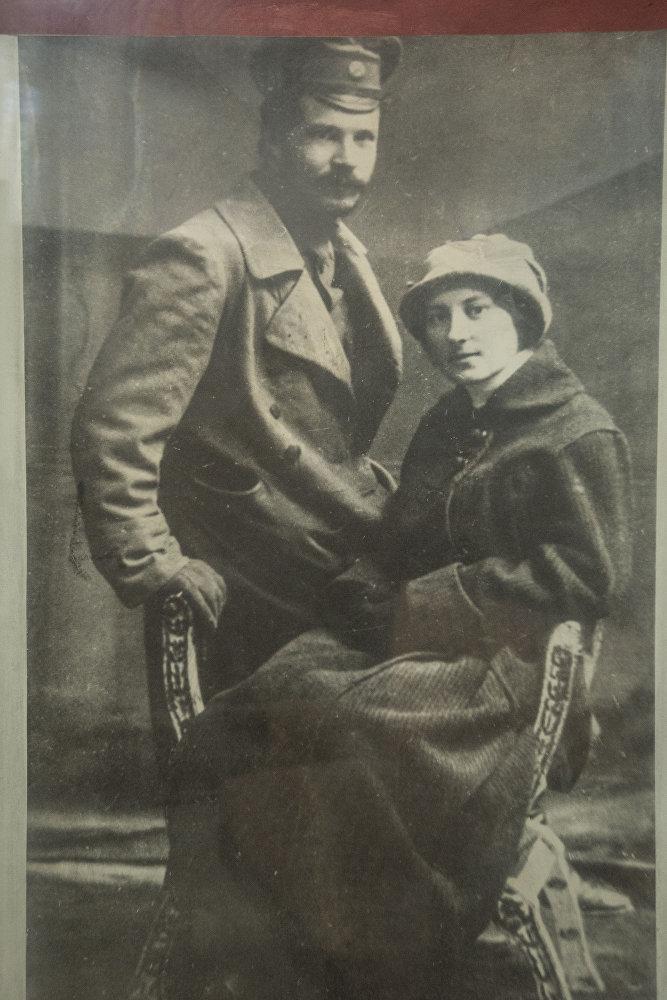 Революционер, советский государственный и военный деятель Михаил Фрунзе