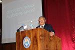 Избранный Президентом Национальной академии наук (НАН) Кыргызстана Мурат Джуматаев