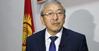 Президент Национальной академии наук (НАН) Кыргызстана Мурат Джуматаев