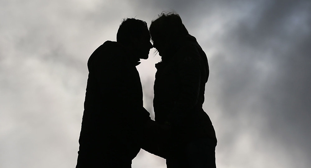 Пара. Архивное фото