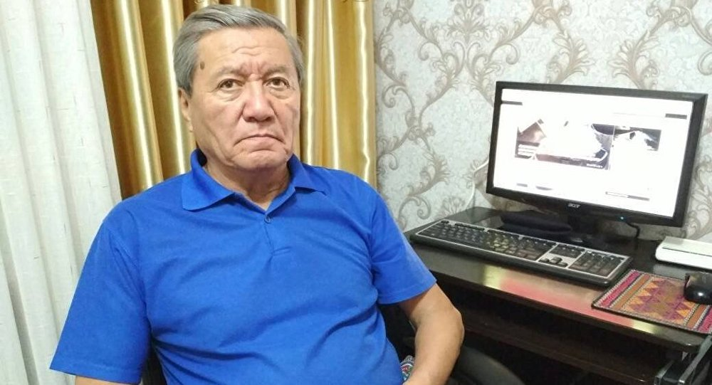 Экс-депутат Жогорку Кенеша, общественный деятель Жыпар Жекшеев
