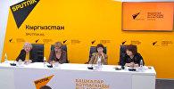 Ситуацию с алкогольной зависимостью обсудили в МПЦ Sputnik Кыргызстан