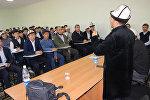 Религиозные лидеры Кыргызстана участвуют в борьбе с туберкулезом