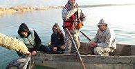 Рейд по выявлению браконьерства в Иссык-Кульской области