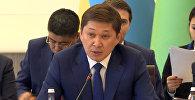Что сказали друг другу премьеры Кыргызстана и Казахстана — видео