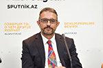 Исполнительный директор Совета по экологическому строительству (Азербайджан) Фуад Багиров