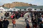 В городе Нарын открылся центр развития для детей-сирот (детский дом)
