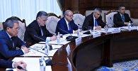 Өзбекстандын Тышкы иштер министри Абдулазиз Камилов