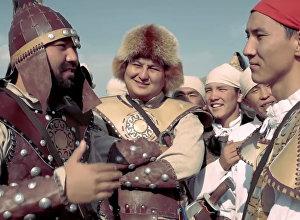 Рэп-баттл по-кыргызски в XI веке — в Сети появился смешной ролик