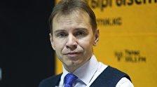Архивное фото астролога Андрея Рязанцева
