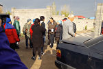 Слезы родственников — видео из дома Улана Салянова