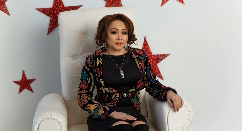 Ырчы Алина Жетигенова. Архив