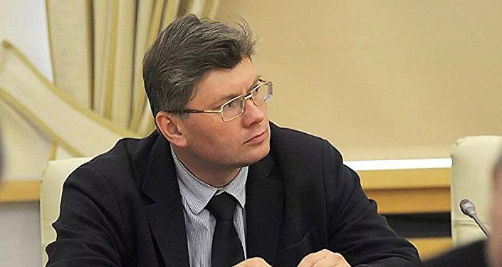 Эксперт Российского института стратегических исследований Сергей Ермаков. Архивное фот