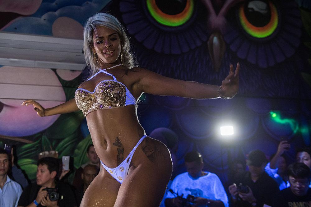 Бразилия конкурс лучших ягодиц бразилии