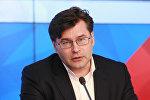 Генеральный директор Центра политической информации РФ Алексей Мухин. Архивное фото