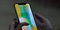 Новый смартфон iPhone X. Архивное фото