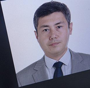 Назначенный советником премьер-министра КР Мурад Омоев